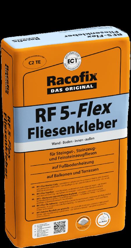2005 rf 5 flex fliesenkleber produktdetails. Black Bedroom Furniture Sets. Home Design Ideas